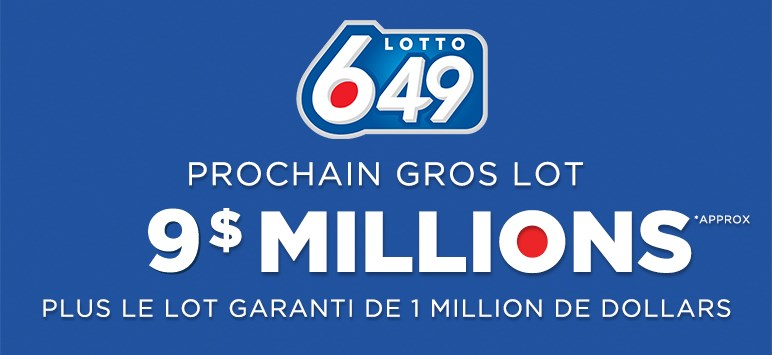 LOTTO 649 - Alerte Au Gros Lot ! - ALC.CA